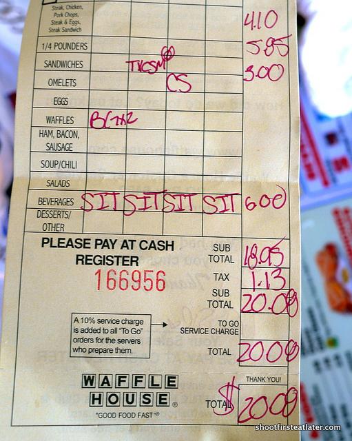 Waffle House-9