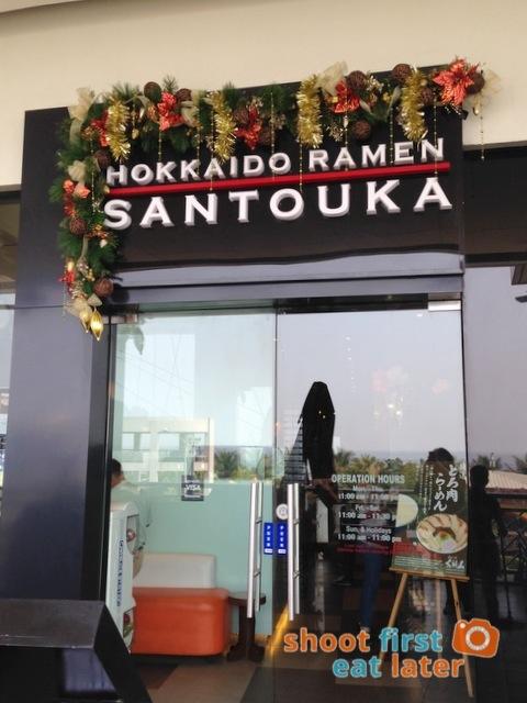Hokkaido Ramen Santouka-001