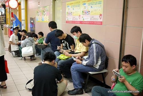 Taipei underground shopping-6