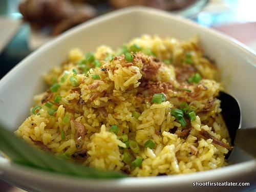 dilis rice