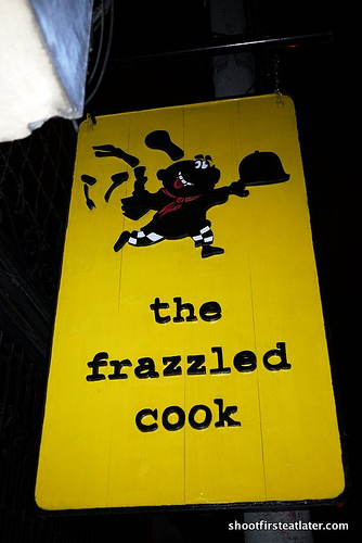 The Frazzled Cook-1