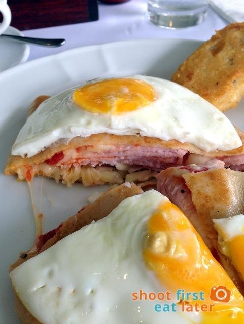 Breakfast at Antonio's- Stuffed Crepe P310-001