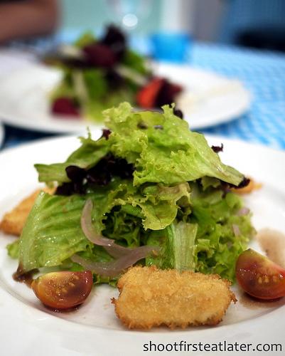 Tourne House Salad