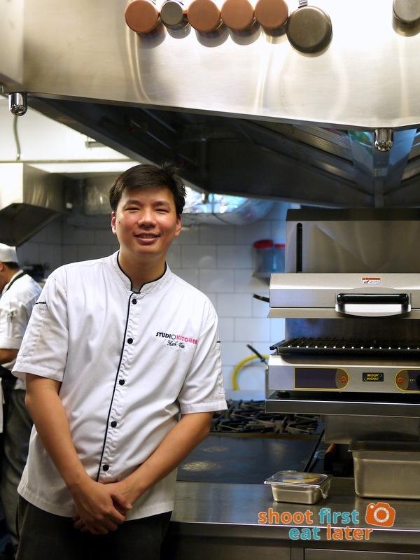 Allium Restaurant - Chef Mark Tan