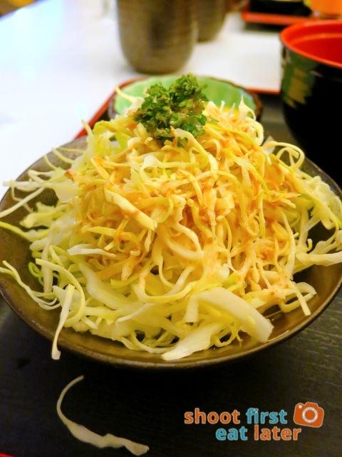 Ginza Bairin Philippines-unlimited cabbage