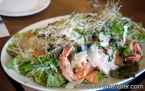 Tessie Tomas salad