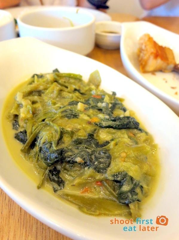Kanteen BGC- Porbidang Kangkong (Spicy Water Spinach) P110