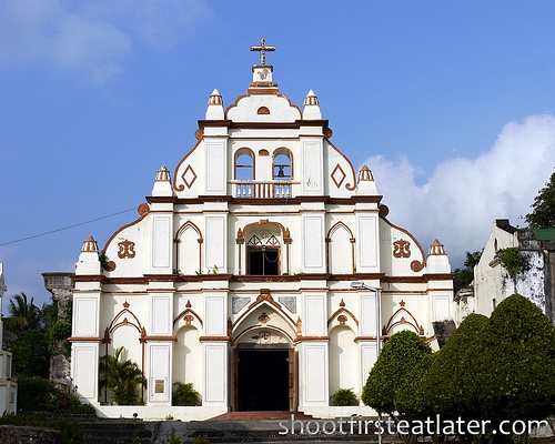 Batanes - Sto. Domingo Church