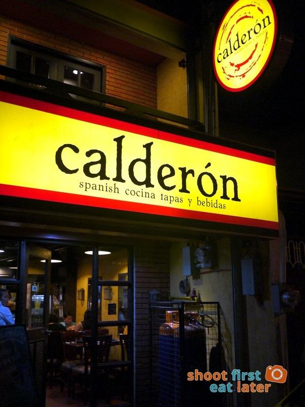 Calderon Restaurant