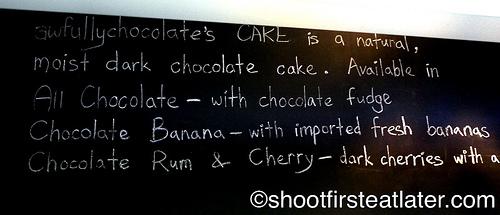 Awfully Chocolate, K11-2