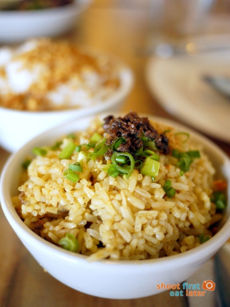 Sarsa Kitchen+Bar- Ginamos Fried Rice P55