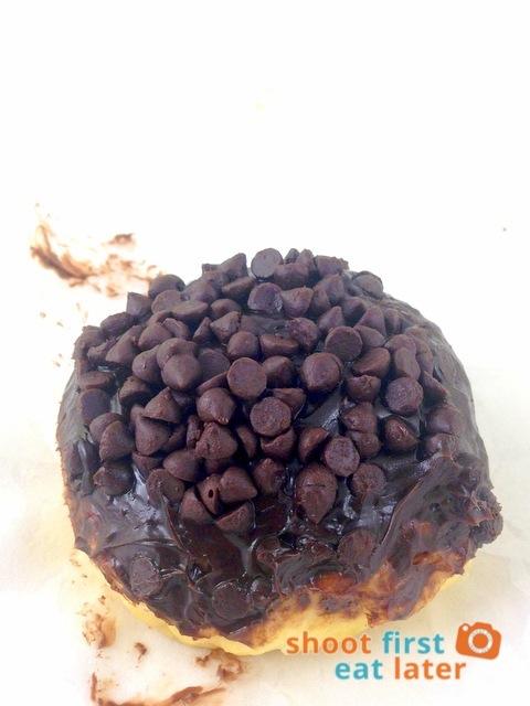 Hey Gourmet! Ensaymadas- Chocolate Panic ensaymada