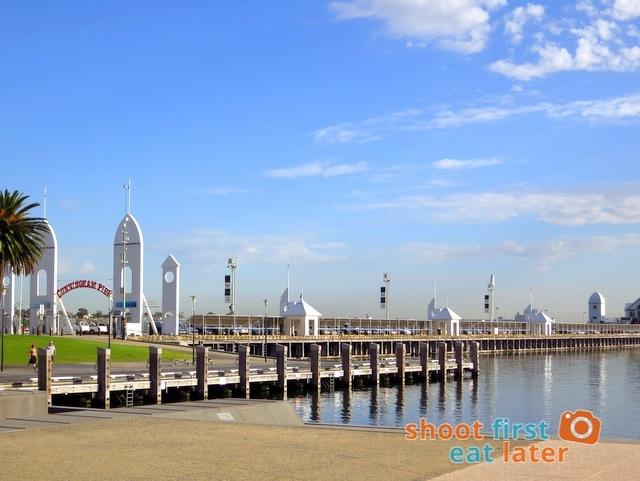 Cunningham Pier, Geelong-001