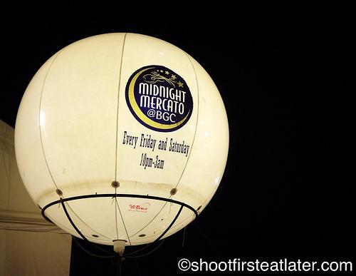 Midnight Mercato