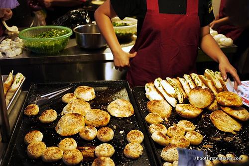 Hu Jiao Bing Black Pepper Pork Buns-3