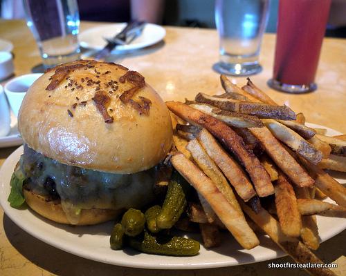Brät Burger