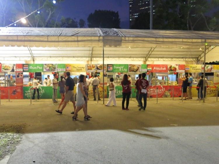 World Street Food Jamboree 2013