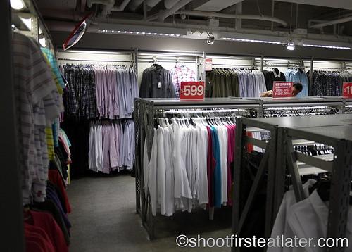 Esprit Outlet, Mong Kok, Hong Kong-5