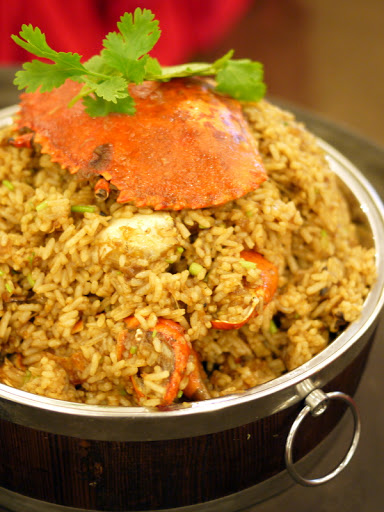 King Chef's crab rice