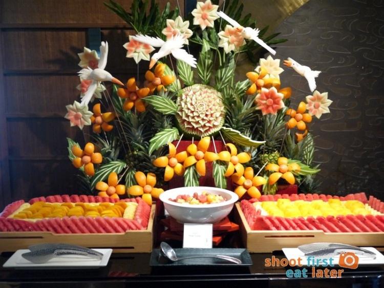 Inagiku, Makati Shangri-La- dessert