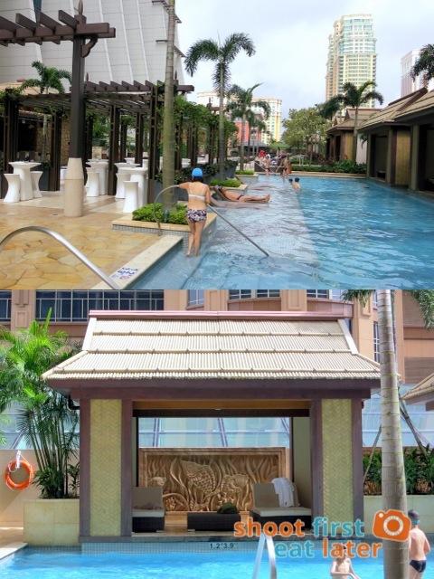 Sheraton Macao Hotel- Swimming Pool-002