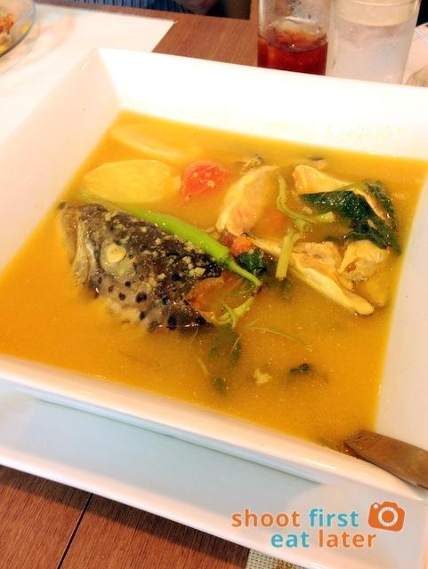 C2 Classic Cuisine - Sinigang na Ulo sa Miso P445
