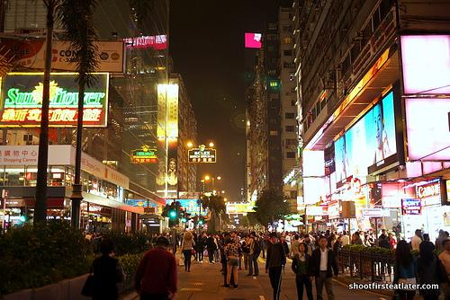 Christmas in HK-5
