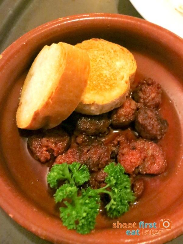 Mario's Baguio - Chorizo Fritos P215