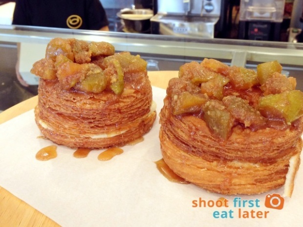 Scarsdale Artisinal Delights- Apple Pie Croughnut
