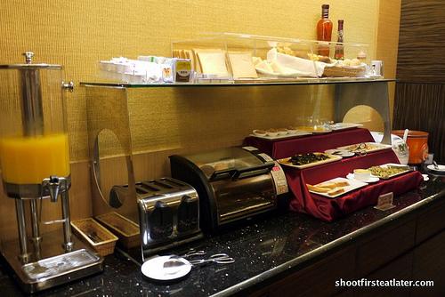 breakfast at Hsuan Mei Hotel-5