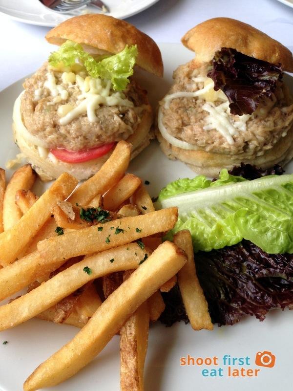 Harina Artisan Bakery Cafe - Overloaded Tuna Cheese Melt P220