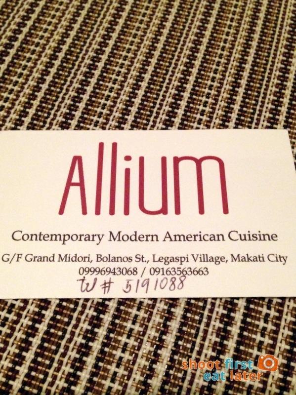 Allium Restaurant -032