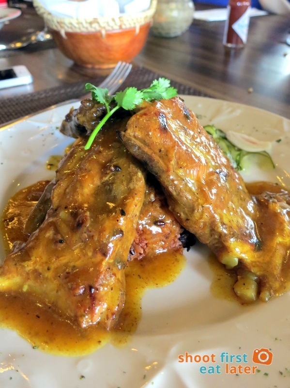 Hill Station Baguio- Moroccan Spiced Baby Back Ribs P395