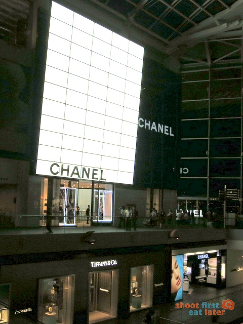 The Shoppes at Marina Bay Sands - Chanel