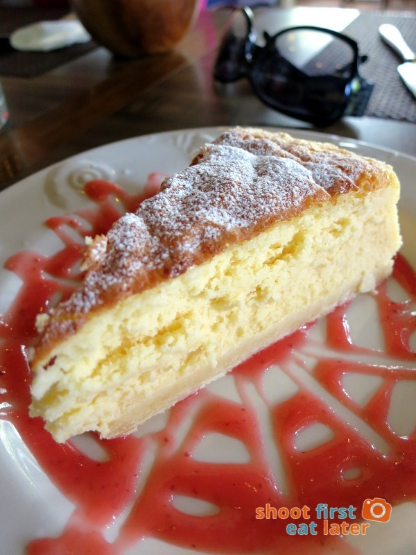 Hill Station Baguio- New York Cheese Cake P125