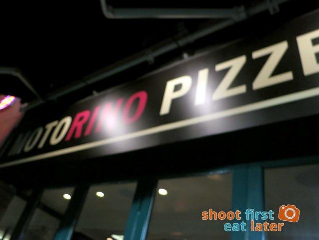 Motorino Pizza HK -001