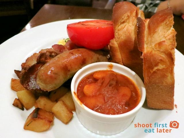 English breakfast - S$24