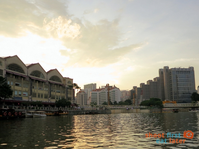 Singapore River Cruise - 1