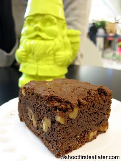 Vero Chocolates - brownie HK$30