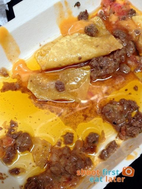 Kitayama Wagyu Beef's macho nachos