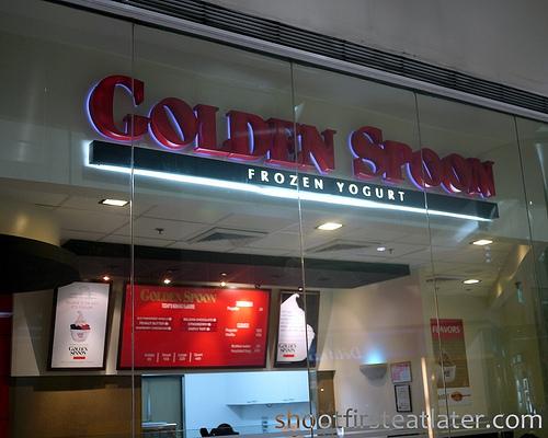 Golden Spoon Frozen Yogurt-1