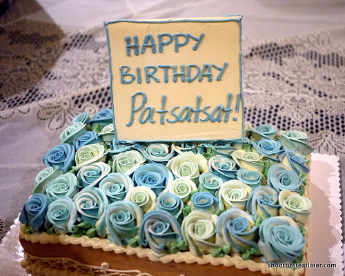Pat's Birthday