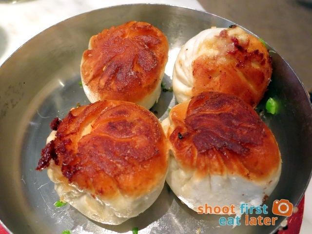 The Dining Room- signature pan-fried crispy soup buns HK$38-001