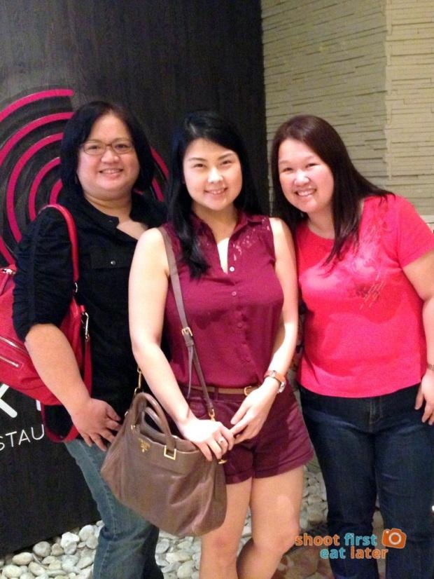 Leslie, Jin and Fran