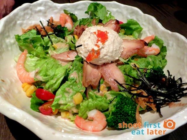 Watami HK- Watami salad HK$56