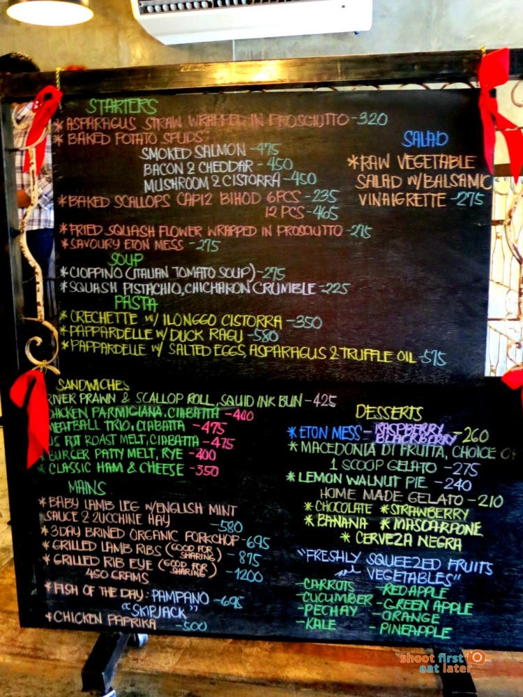 Grace Park menu-001