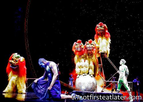 Cirque Du Soleil - Zaia-12