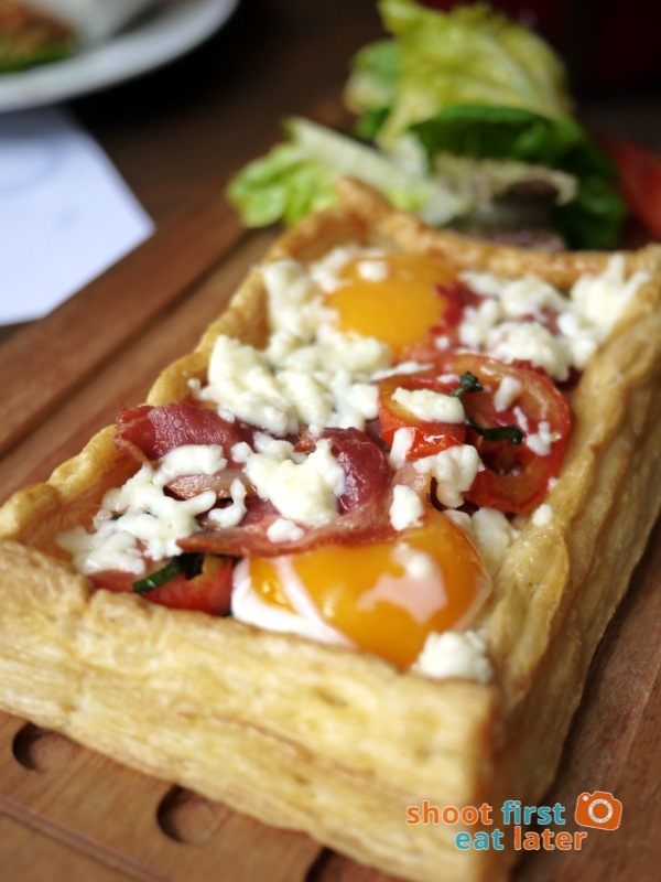 Harina Artisan Bakery Cafe - Breakfast Tart P290