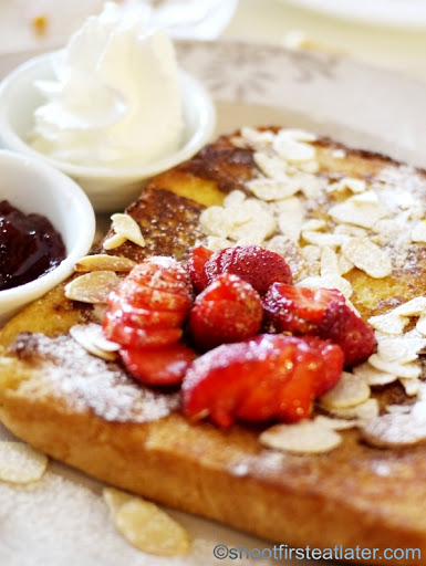 Le Pain Perdu (French toast)