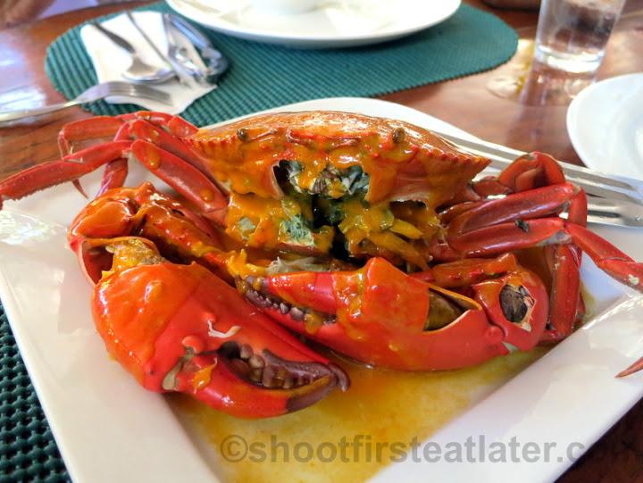 Boracay Crab House Special P650